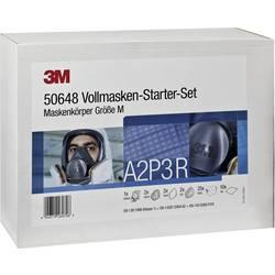 Image of 3M DE272919916 Atemschutz Vollmasken-Set A2P3 R Größe: M