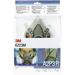 Image of 3M 6223 M DE272917373 Atemschutz Halbmasken-Set A2P3 R Größe: Uni