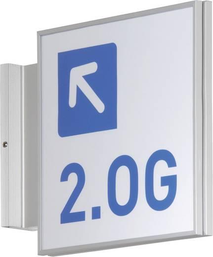 Madrid Wegweiser zur Fahnenmontage für beidseitige Beschriftung i2550 (B x H) 299.5 mm x 150.5 mm 1 St.