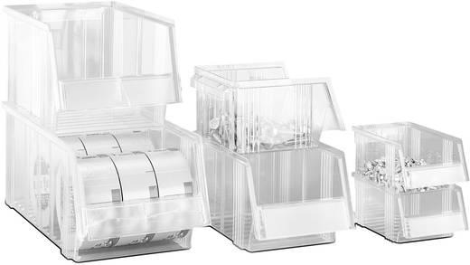 Lagersichtbox (L x B x H) 300 x 186 x 156 mm Transparent 77845 1 St.