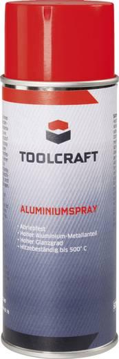 Aluminiumspray TOOLCRAFT WALS.D400 400 ml