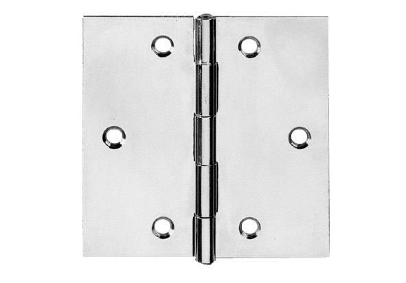 Stahl roh Scharniere Packung mit 2 63 mm
