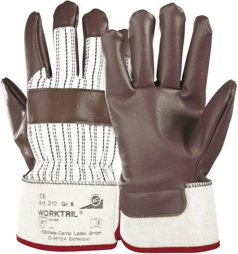 Nitril Arbeitshandschuh Größe (Handschuhe): 9, L CAT II KCL Worktril® 310 1 Paar