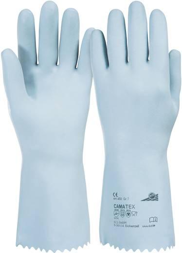 KCL 450 Handschuh Camatex Naturlatex, Baumwolle Größe 7