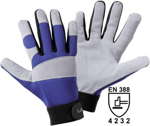 Rindspaltleder Arbeitshandschuh Größe (Handschuhe): 9, L EN 388 CAT II Upixx Utility ISO 1651 1 Paar