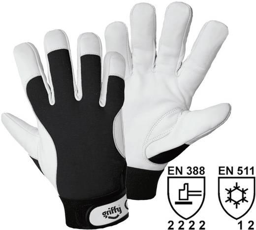 Nappaleder Montagehandschuh Größe (Handschuhe): 8, M EN 388 , EN 511 CAT II L+D Griffy 1707 1 Paar