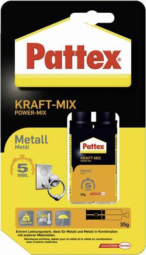 Pattex KRAFT-MIX Metall Zwei-Komponentenkleber PK5MS 35 g