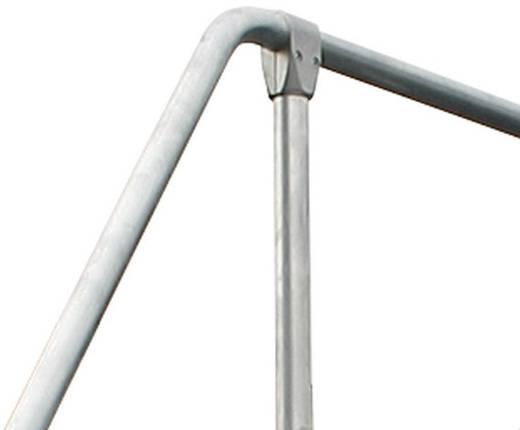 Krause 820433 Handlauf rechte Seite passend für 5/6 Stufenpodeste Aluminium