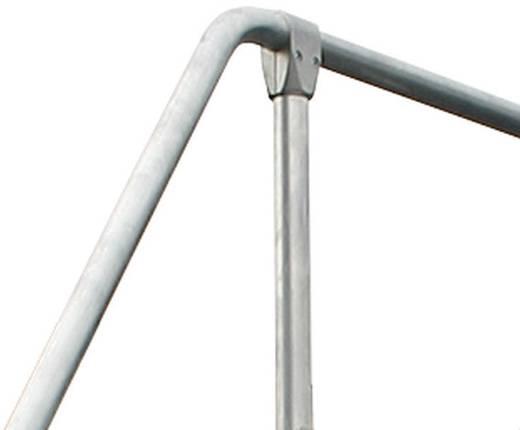 Krause 820471 Handlauf linke Seite passend für 7/8 Stufenpodeste Aluminium
