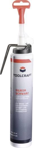TOOLCRAFT Blacksil Silikon Farbe Schwarz SIB.K200 200 ml