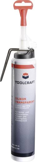 TOOLCRAFT Transil Silikon Farbe Transparent SIT.K200 200 ml