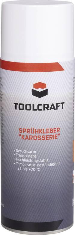 Univerzální lepicí sprej Toolcraft, 400 ml
