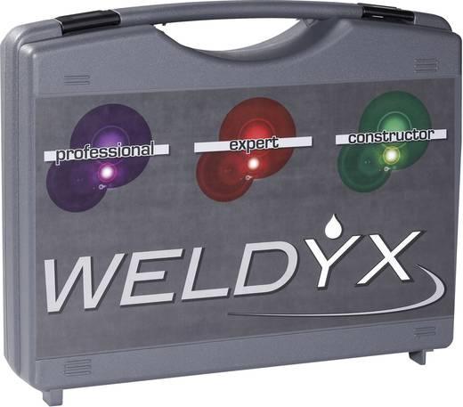 WELDYX professional Zwei-Komponentenkleber 890596 1 Set