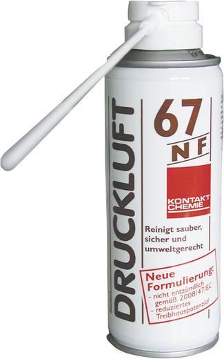 Druckluftspray nicht brennbar CRC Kontakt Chemie DRUCKLUFT 67 NF 30025-DE 200 ml
