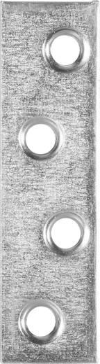 Verbindungsblech (L x B x H) 80 x 16 x 2 mm