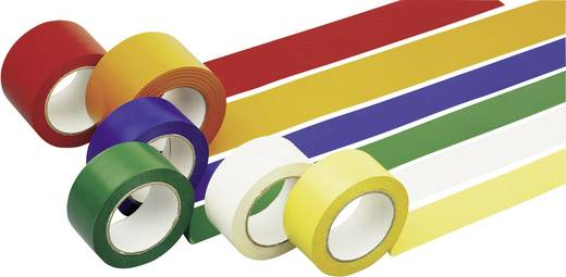 Moravia 261.16.619 PROline-tape weiß Bodenmarkierungsband selbstklebend 33 m x 75 mm