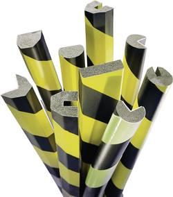 Protection d'angle CERCLE Elément standard 40/40 x 1000 mm jaune/noir magnétiquement Moravia 422.20.276