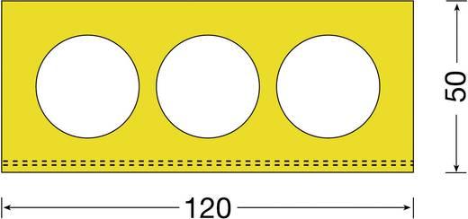 Moravia 422.16.763 MORION-Rampenfender gelb (L x B) 1000 mm x 120 mm