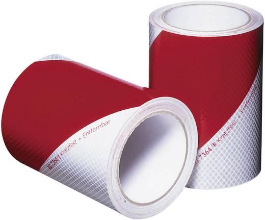 MORION-Warnmarkierung DIN 30 710 rot/weiß