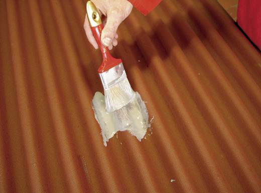 40156 Aqua Dicht Reparatur-Faserdichtmasse 300 ml