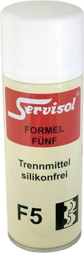 Servisol 31512-AA Formel Fünf Trennmittel 400 ml