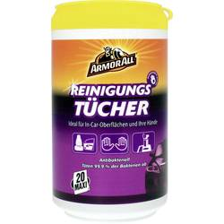 Image of ArmorAll 87020L Clean-Up Wipes Reinigungstücher 20 St.