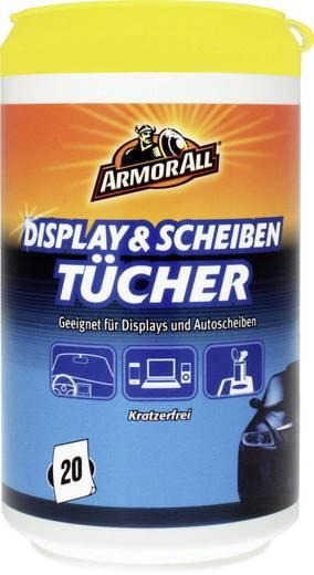 Display- und Scheibenreinigungstücher ArmorAll 88020L 20 St.