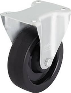 Tepelně odolné kolečko s konstrukční deskou, Ø 80 mm, Blickle 607572, B-PHN 81G
