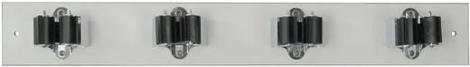 40 149 PRAX Gerätehalterleiste 4-35W (L x B) 440 mm x 60 mm