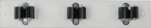 40 147 PRAX Gerätehalterleiste 3-35W (L x B) 330 mm x 60 mm