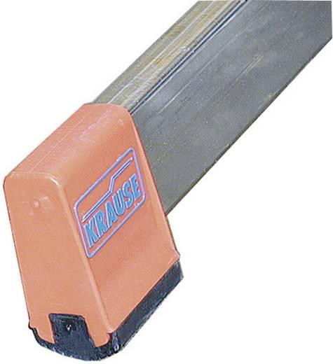 Aluminium Mehrzweckleiter Arbeitshöhe (max.): 6.85 m Krause 120588 Silber 14.1 kg