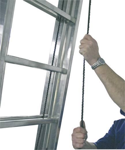 Aluminium Seilzugleiter Arbeitshöhe (max.): 9.8 m Krause 120670 Silber 26.5 kg