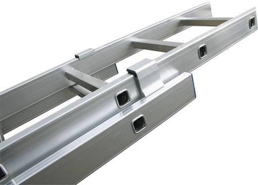 Aluminium Schiebeleiter Arbeitshöhe (max.): 8.45 m Krause 123169 Silber 18 kg