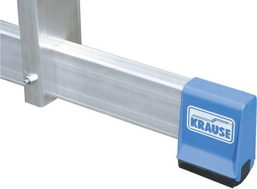 Aluminium Mehrzweckleiter Arbeitshöhe (max.): 6.85 m Krause 123220 Silber 14.5 kg
