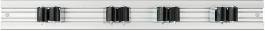 40 155 PRAX Gerätehalterschiene 4-35Vario (L x B) 480 mm x 54 mm
