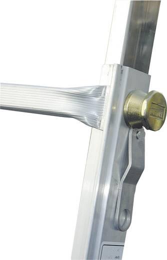 Aluminium Teleskopleiter Arbeitshöhe (max.): 6.05 m Krause 123572 Silber 18 kg