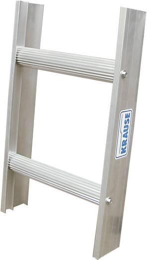 Aluminium Dachleiter Krause 804617 Silber 3.1 kg