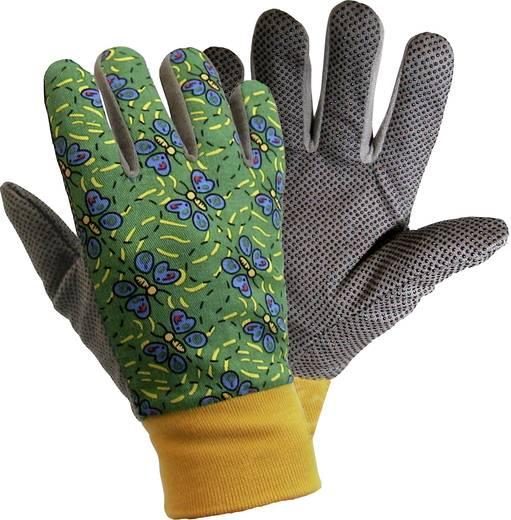Baumwolle, PVC Gartenhandschuh Größe (Handschuhe): Kindergröße FerdyF. Kiddy's 1008 1 Paar