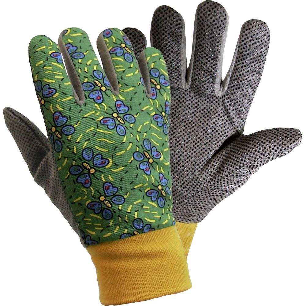 Gants de protection ferdyf 1008 coton et pvc taille kid for Meilleur site de jardinage