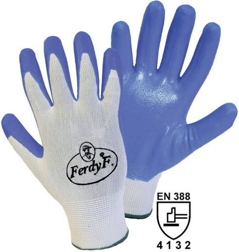 FerdyF. 1156 Dynamic Garten-Handschuh Polyamid mit Nitril Größe Damen