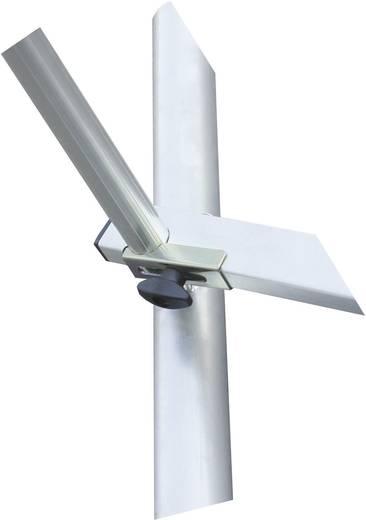 Aluminium Gerüst fahrbar Arbeitshöhe (max.): 2.90 m Krause ProTec 910110 Silber 43 kg