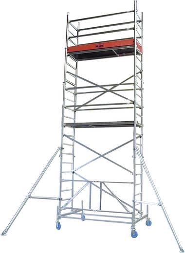 Krause 920065 Faltgerüst Aluminium max. Arbeitshöhe 8.80 m