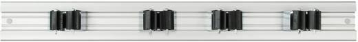 40 159 PRAX Gerätehalterschiene 4-V35Vario (L x B) 480 mm x 54 mm