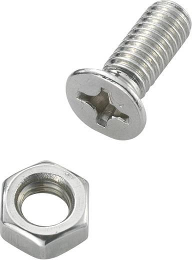 TOOLCRAFT Kunststoff Scharnier 52.5 mm Kunststoff 1 St.