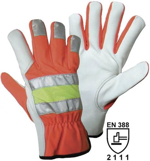 Nappaleder Warnschutzhandschuh Größe (Handschuhe): 10, XL EN 388 CAT II L+D Griffy 1709 1 Paar