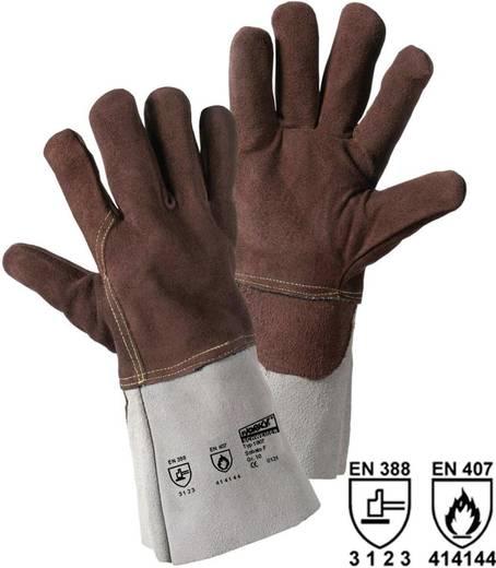 worky 1807 Hitze-Handschuh Sabato Spaltleder Größe Universal