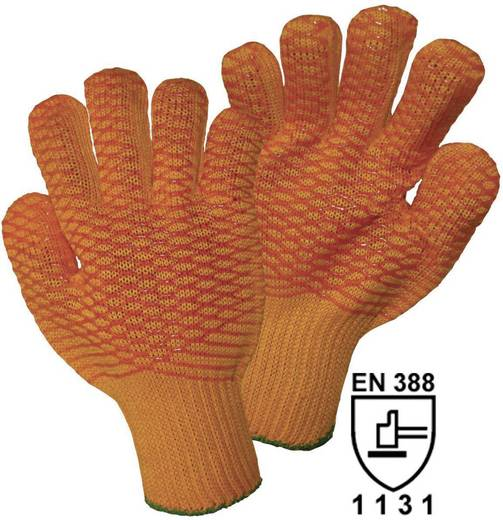 Griffy 1472 Criss-Cross Motorsägen-Handschuh Polyarcyl Größe (Handschuhe): 10, XL