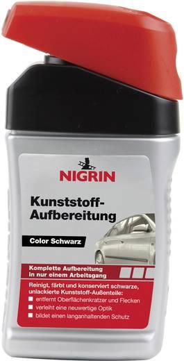 Kunststoffaufbereitung schwarz Nigrin 72939 300 ml