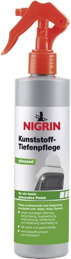 Kunststofftiefenpfleger glänzend Nigrin 74016 300 ml