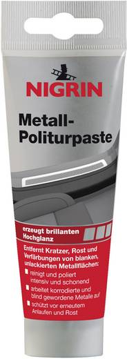 Metallpolitur Nigrin 74028 75 ml